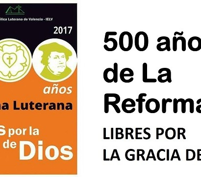 LUTERO Musica y Palabra. Maracay 2017