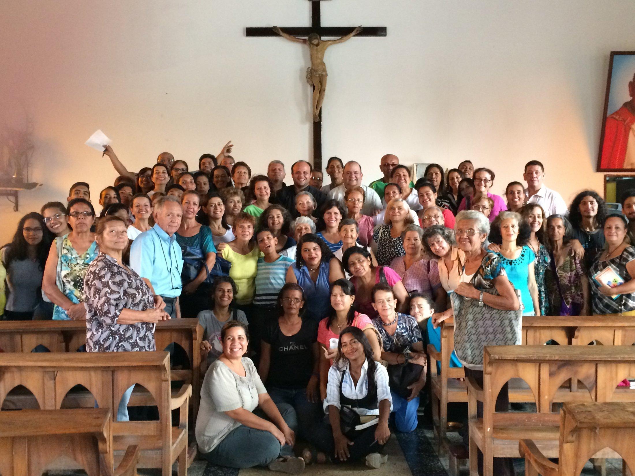 Curso De Biblia Elemental - San Juan Pablo II 2016 (18)