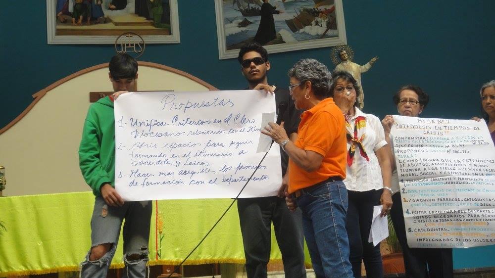 I Congreso De Catequesis. Valencia - Venezuela (27)