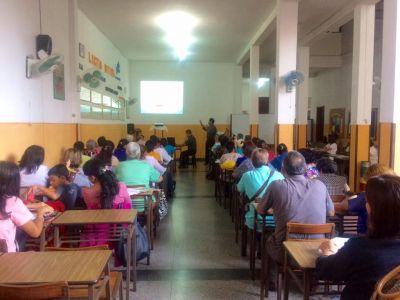 Escuela De Formación Permanente - Encuentro De Coordinadores (5)