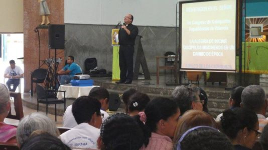 I Congreso De Catequesis. Valencia - Venezuela (470)