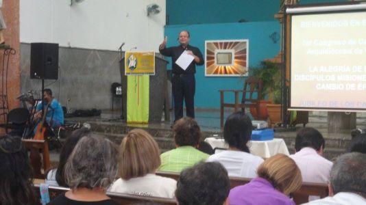 I Congreso De Catequesis. Valencia - Venezuela (48)